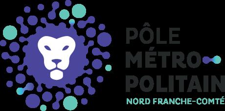 Pôle Métropolitain Nord Franche-Comté Logo