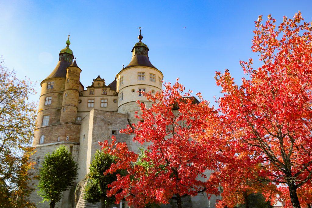 château des ducs de Wurtemberg
