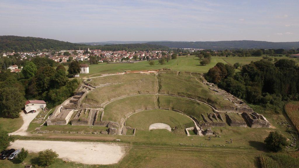 Theatre antique gallo-romain
