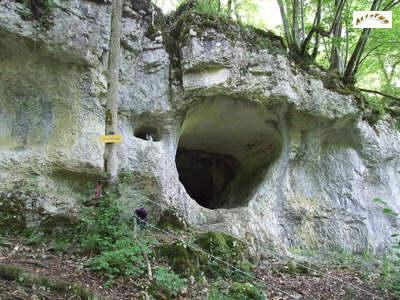 grotte tante airie